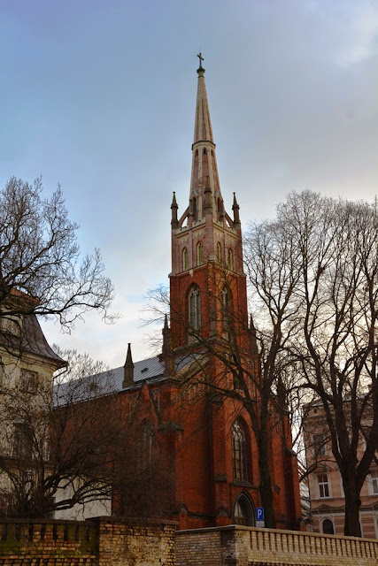 Riga General church