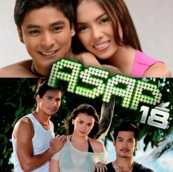 Coco-Julia, Apoy Sa Dagat Cast Heats ASAP 18 this February 10