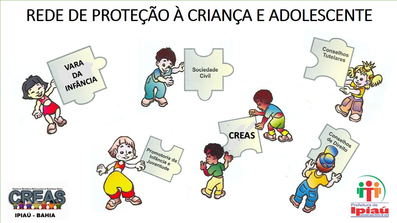 REDE DE PROTEÇÃO À CRIANÇA