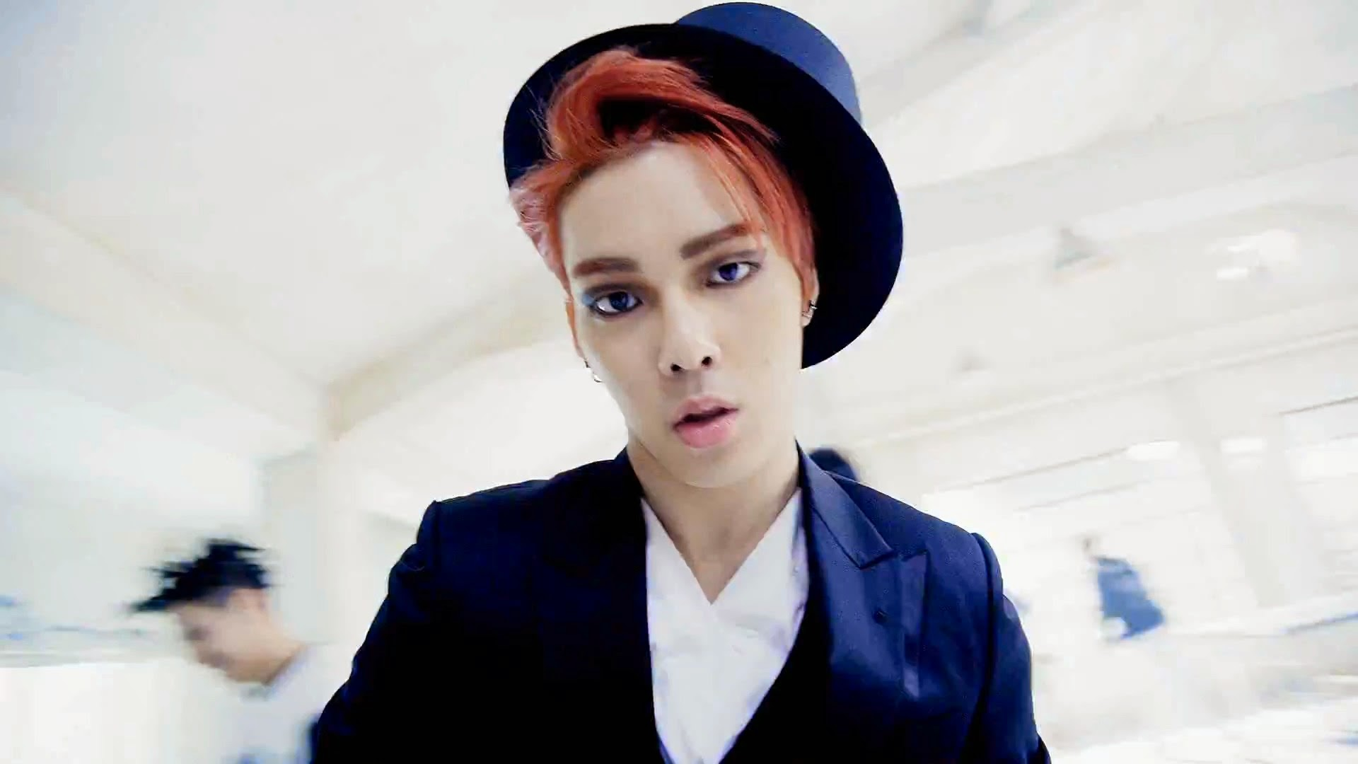 Cross Gene's Yongseok from Play With Me MV