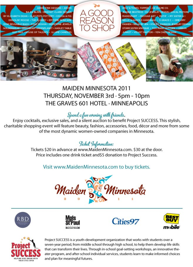 Maiden Minnesota featuring Cocoa & Fig