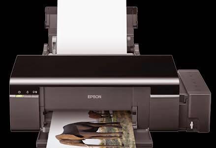 Printer epson L800 cannot print photo