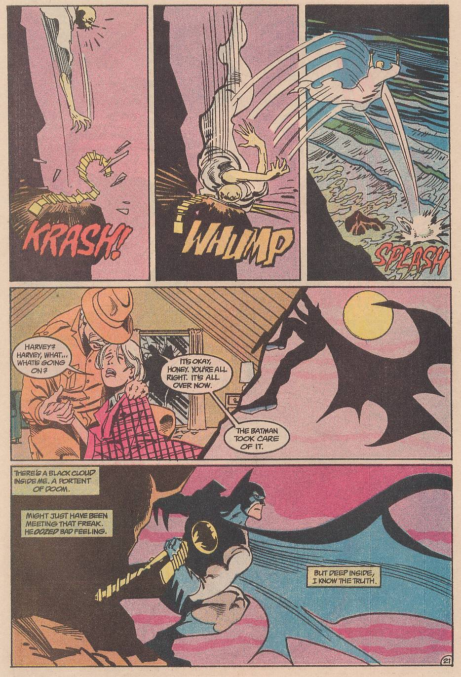Detective Comics (1937) Issue #616 Page 22