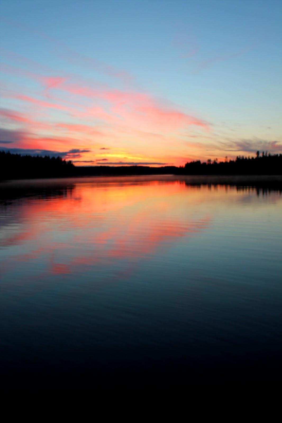 #sky #colors #colours #sun #sunset #sunrise #lake #sea #cost #forest