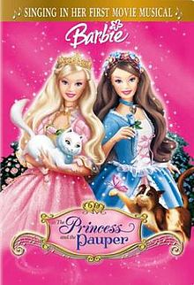 ost barbie as princess and pauper
