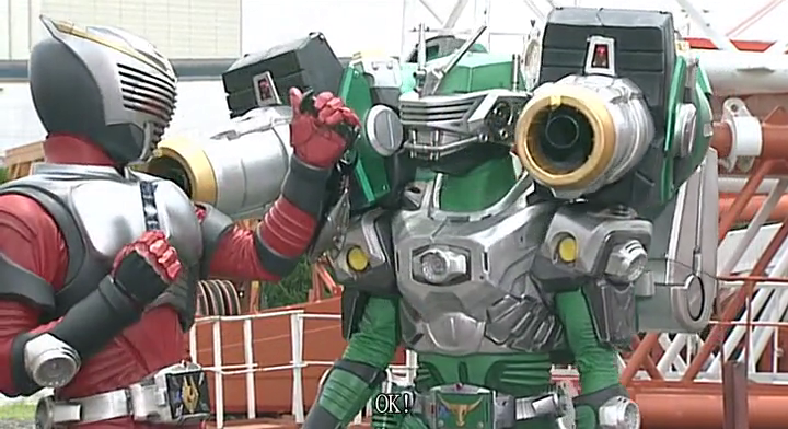 Kamen Rider Ryuki 26 Subtitle Indonesia