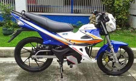 RFM e-Bike Max Fury