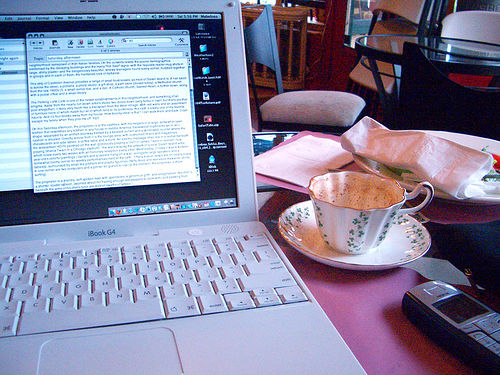 Bagaimana menjadi blogger yang bagus