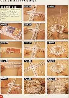 El detalle que hace la diferencia objetos que puedes crear a partir de basura - Decorar cestas de mimbre paso a paso ...