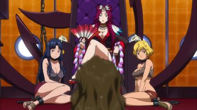suisei no gargantia ตอนที่ 3 Empress of Burai
