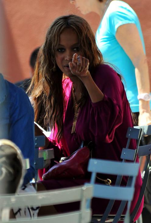 Tyra Banks Sees You! » Gossip | Tyra Banks