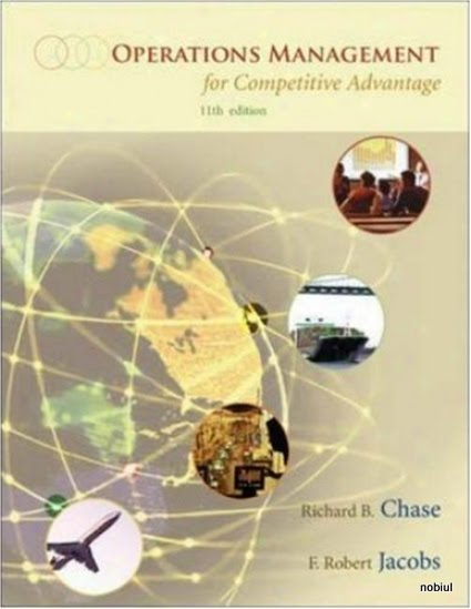 operations management for competitive advantage 11th Operations management for competitive advantage by f robert jacobs, 9780073121666, available at book depository with free delivery worldwide.
