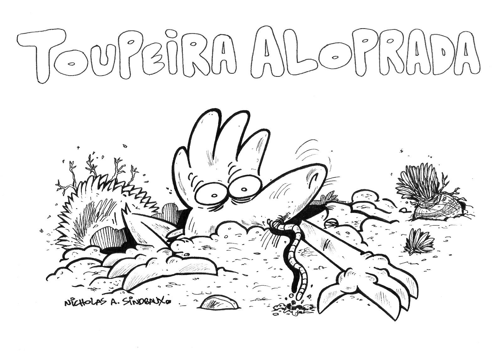 Toupeira Aloprada