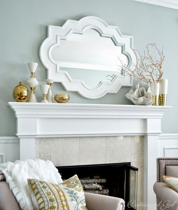 Decorating Ideas # Decorology Spring And Summer Mantel Decorating Ideas