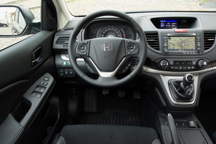 honda crv manual transmission 2013