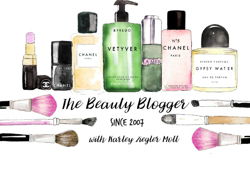 The Beauty Blogger