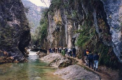 Jaén turismo cazorla