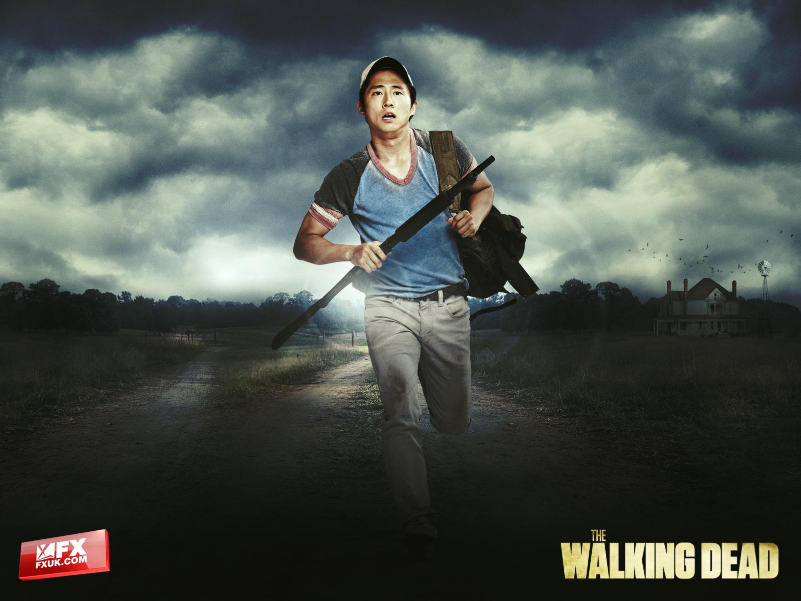 The Walking Dead Duvar Kağıdı 5 (Glenn)
