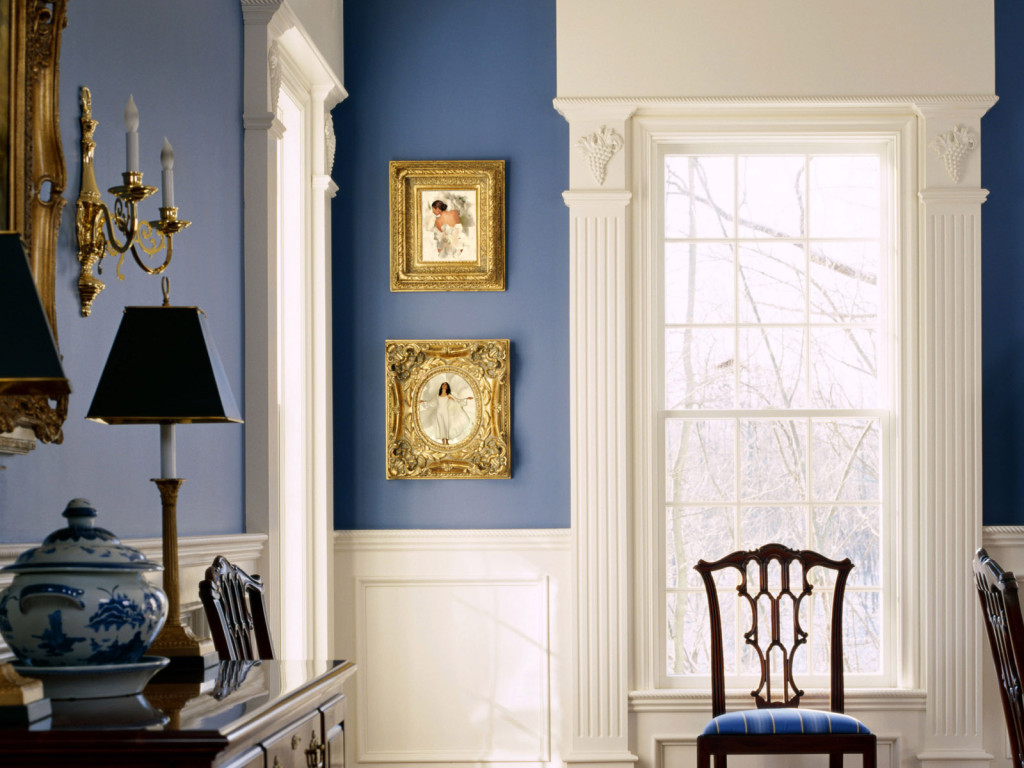 Little Luxuries Blue Rooms