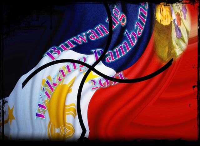 Sa mga nagtataguyod ng Filipino at ng mga wika sa Pilipinas, huwag mag