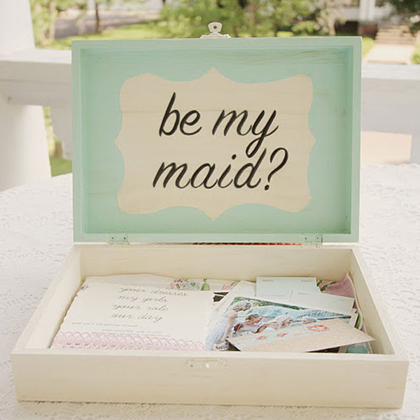Forevemore Events: DIY:Bridesmaids Gifts