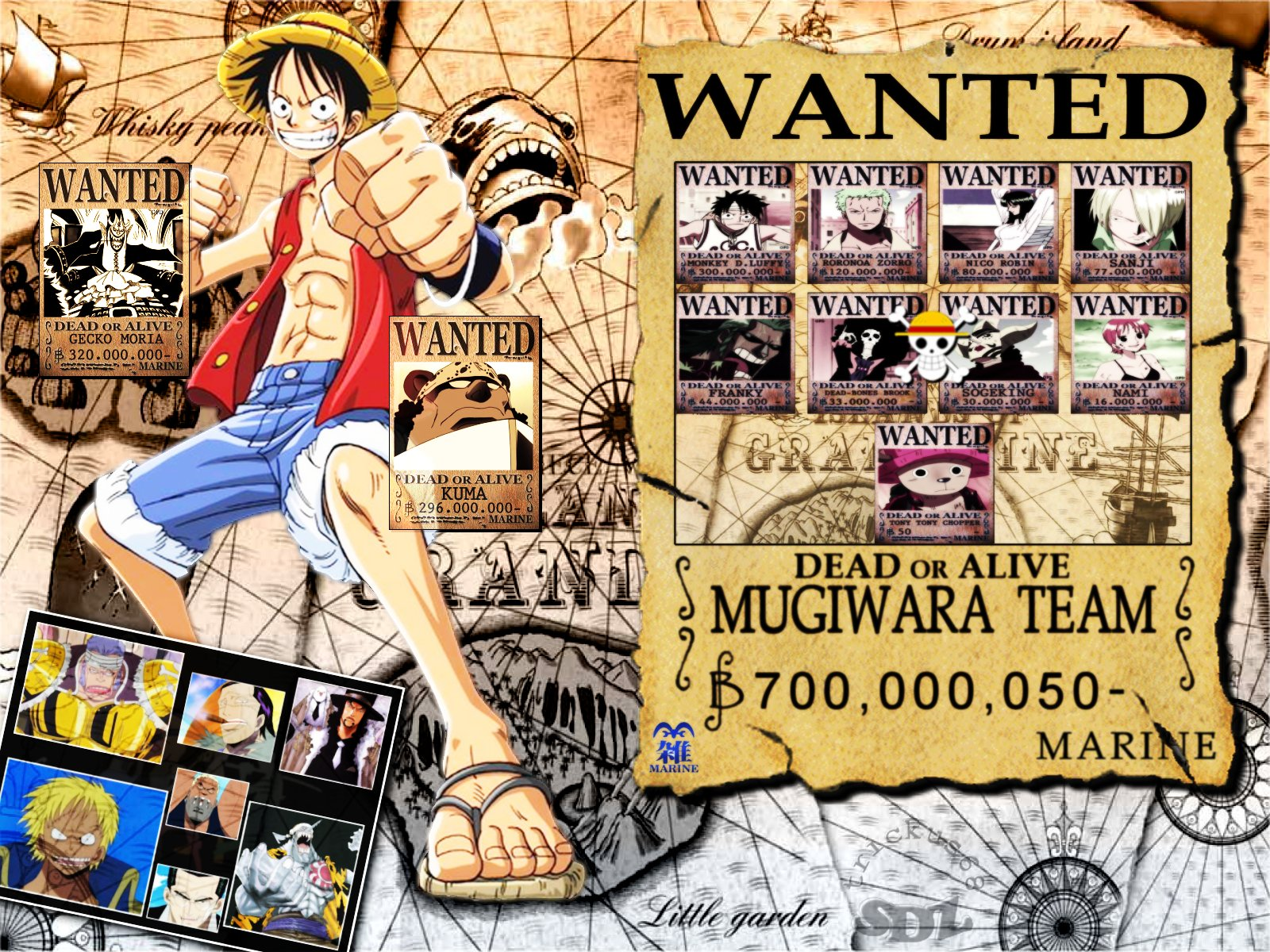 one piece wallpaper android app