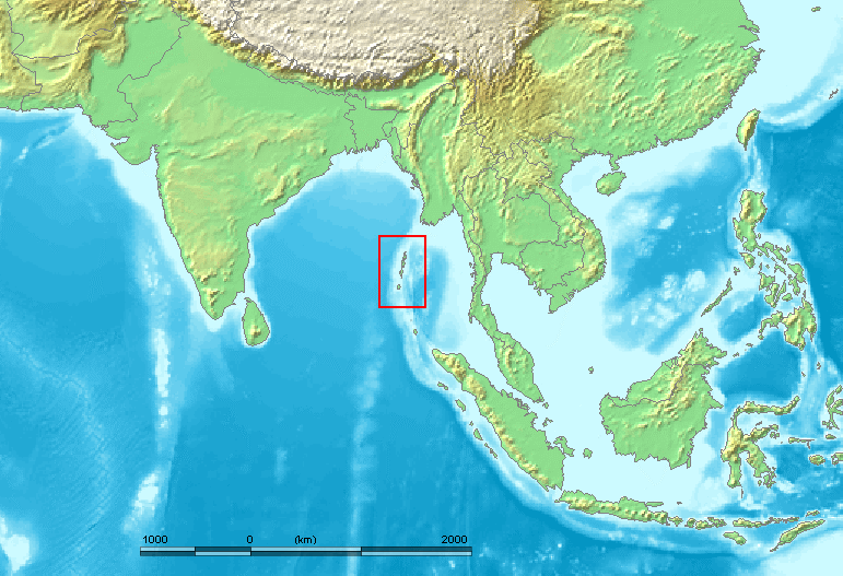 The Andaman Islands have been included as a possible destination for Malaysian Airlines flight 370. They also contain a connection to Sherlock Holmes.
