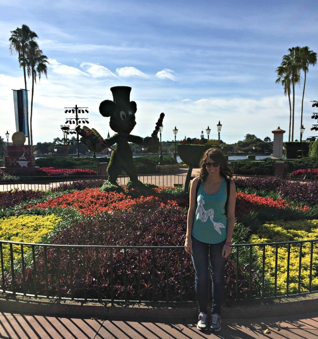 Disney World Recap - at the Epcot Food & Wine Festival