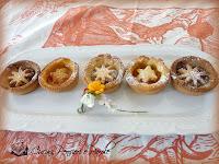 Crostatine miste nutella e marmellata