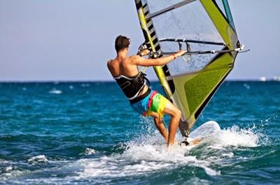 windsurf deportes extremos