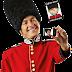 Ação Sony: Faça o Guarda Inglês sorrir!