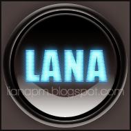 Profile Picture Lana, Lana Metallic Style