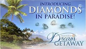 Diamonds in Paradise!