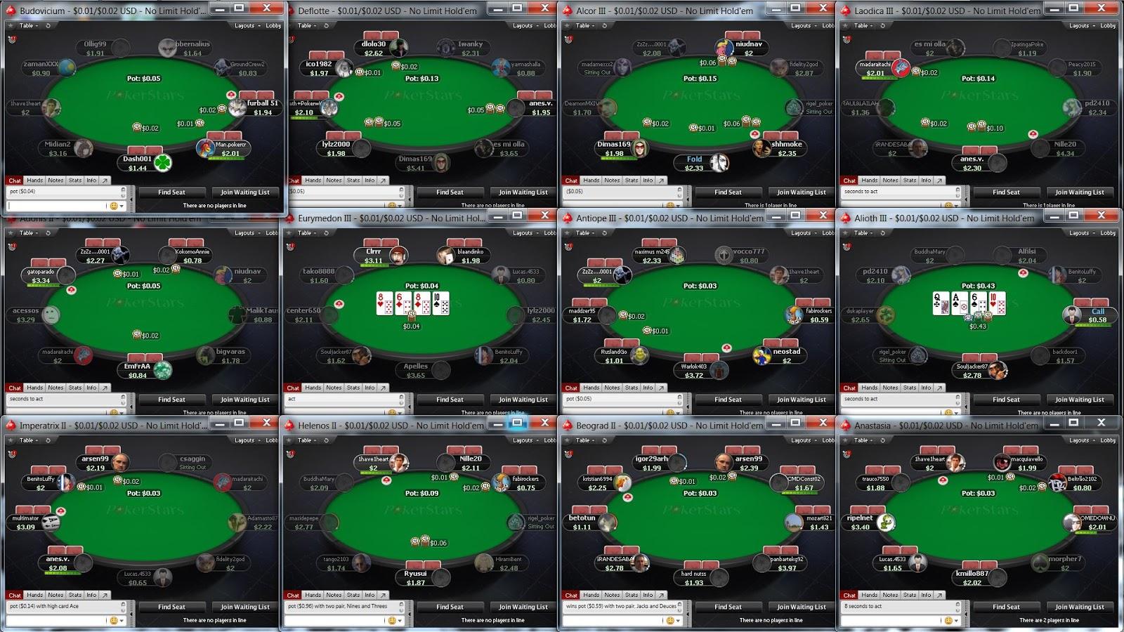 More poker