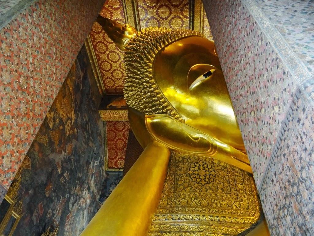 Wat Pho - Świątynia Leżącego Buddy