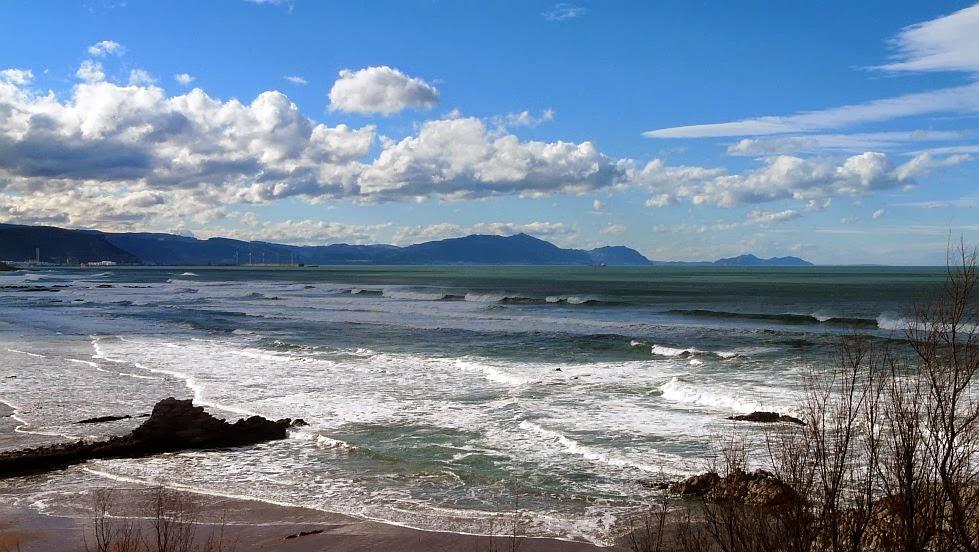dia soleado y caluroso en sope sopela sopelana surf 02