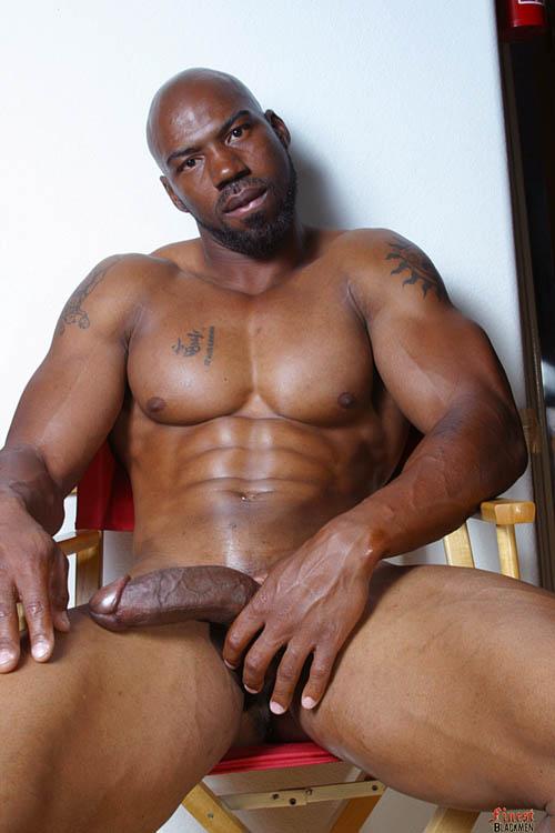 Adonis Jay Black Gay Muscles
