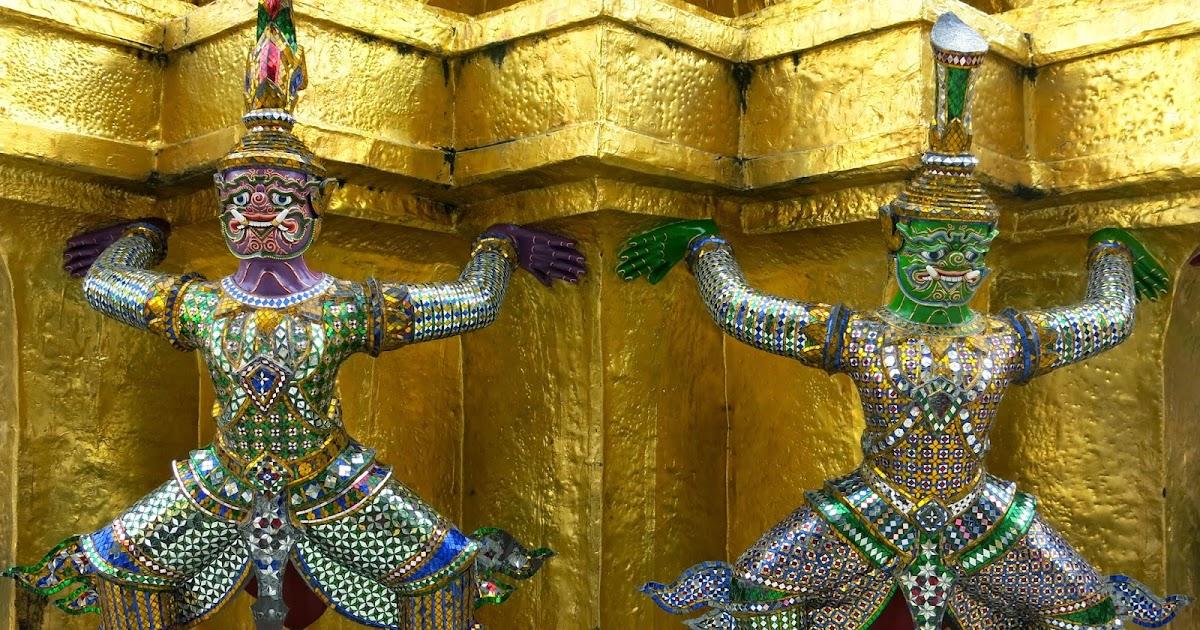TAILÂNDIA DE BRAÇOS ABERTOS | Viajar pelo Mundo!