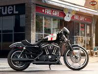 2013 Harley-Davidson XL883N Iron 883 gambar motor - 4