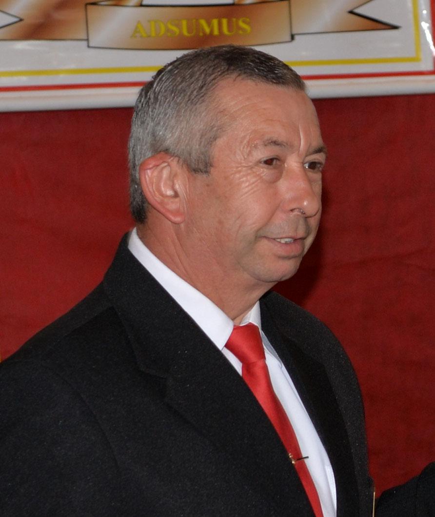 Presidente da AVCFN  SR PORTO ALEGRE