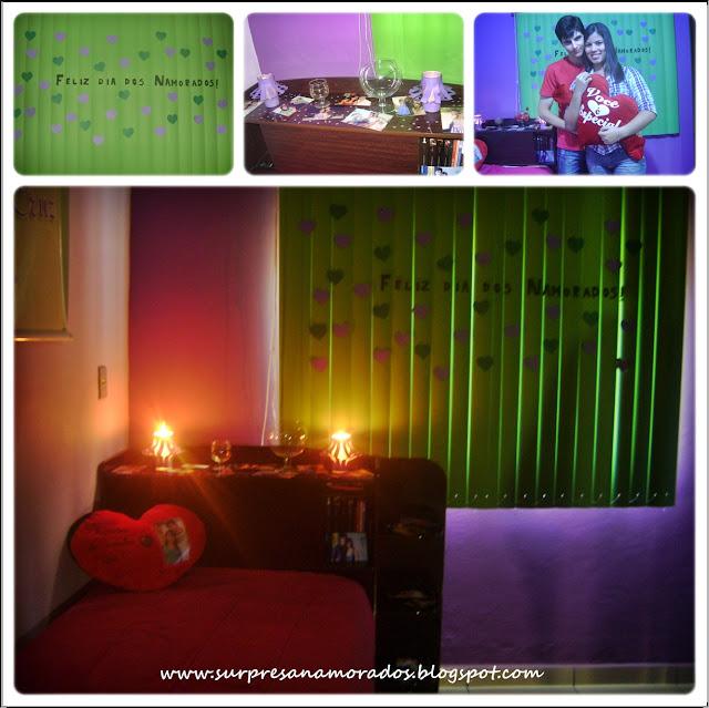 quarto do namorado