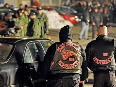Red devils motorcycle club massachusetts for pinterest