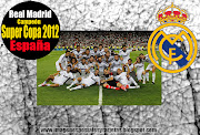 0 Imagenes del Real Madrid: Campeon de la Super Copa 2012 real madrid campeon de la super copa