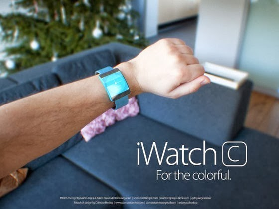 Check out these new concepts of the Apple iWatch S and iWatch C. 2 versions, one is aimed at men, other on woman and...