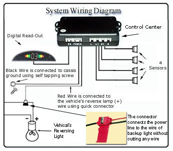 parking sensor wiring diagram parking wiring diagrams park sensor wiring diagram