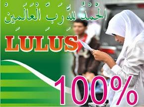 LULUS 100%