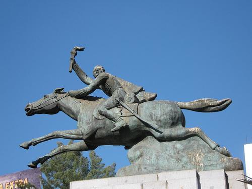 Monumento de Manuel Rodríguez Erdoíza