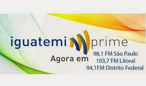ouvir a Rádio Iguatemi Prime FM 98,1 São Paulo SP