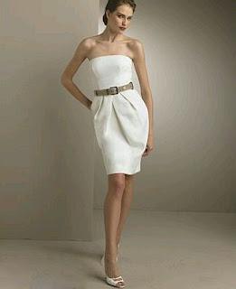 Vestidos de Novia Cortos, parte 3