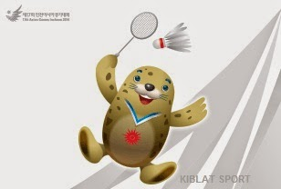 Jadwal Pertandingan Bulutangkis Beregu Asian Games 2014